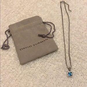 David Yurman Petite Albion Necklace